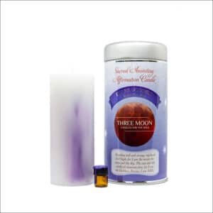 Affirmation Candle Divine Goddess Empowerment